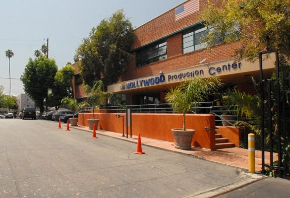 Hollywood Production centre