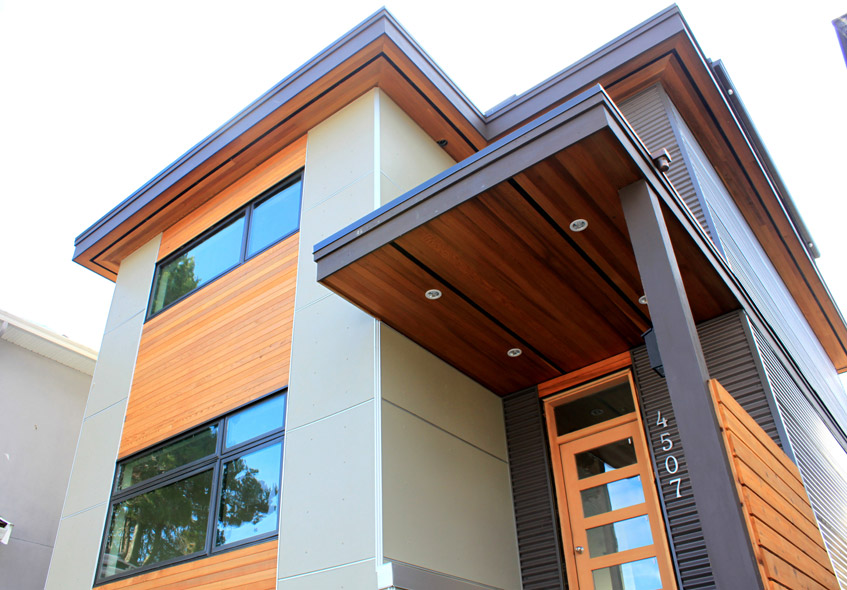 Modern Home Vancouver