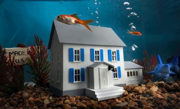 Underwater House 1