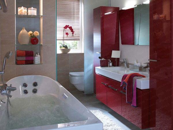 Beautiful Bathrooms add value especially if you add an extra bathroom or shower room Installing a wet room adds a contemporary feel to a home especially when