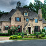 Stone and Brick Facades to Dress Up Your Home