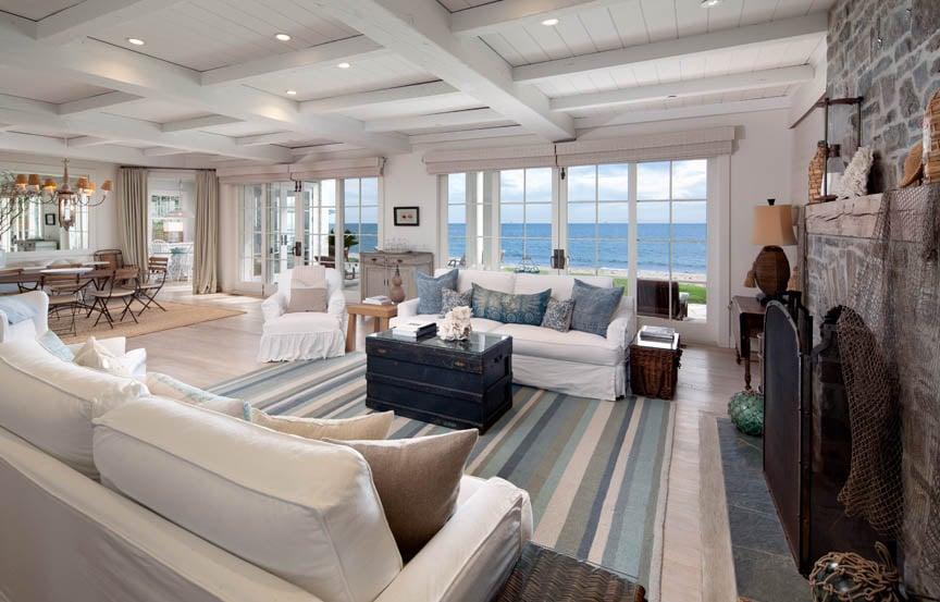 Dennis Miller beach home
