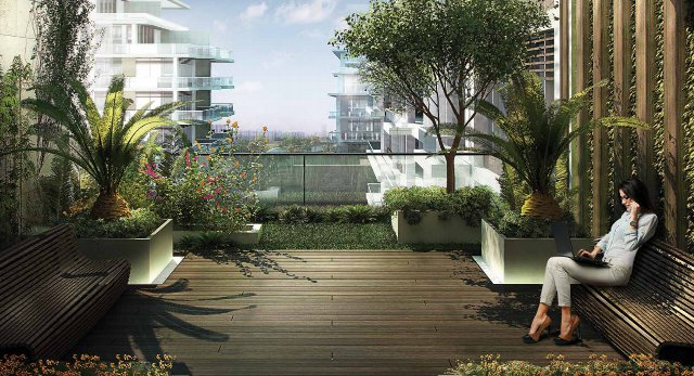Mulberry at Park Heights - Capital Value