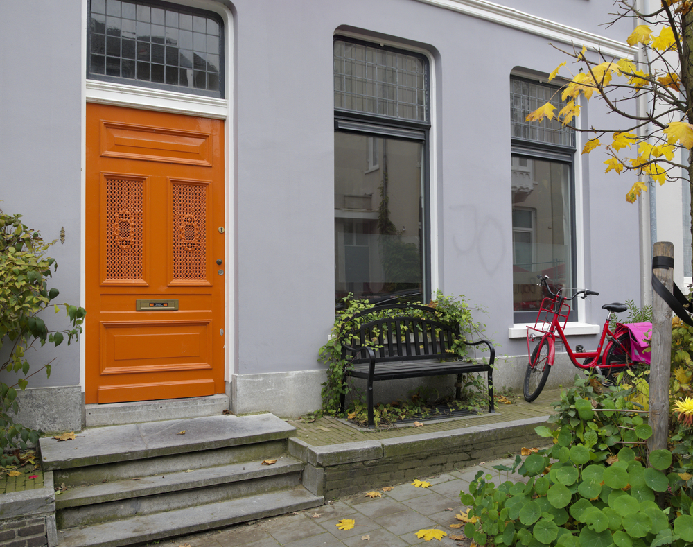 6 Striking Color Palette Combinations for Front Doors ...