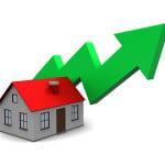 house price rising