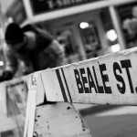 Memphis Nightlife on Beale Street