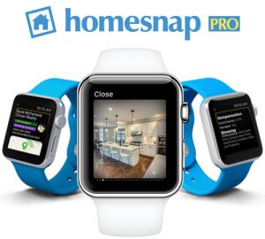 Homesnap - Apple Watch