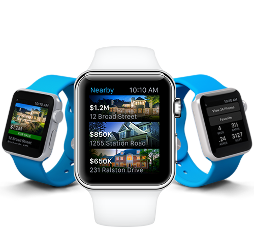 Homesnap Apple Watch