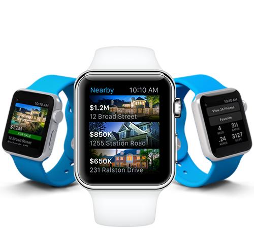 Homesnap Apple Watch