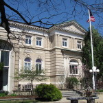 Melrose Public Library, MA