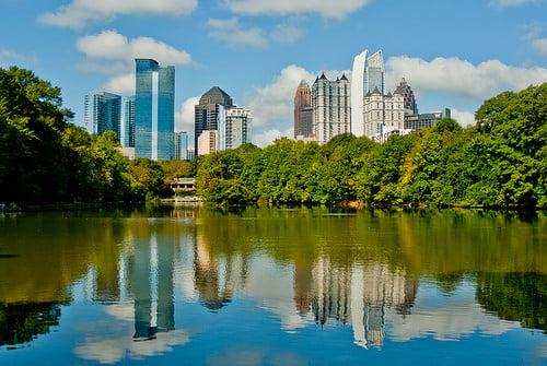 Atlanta Scenic View