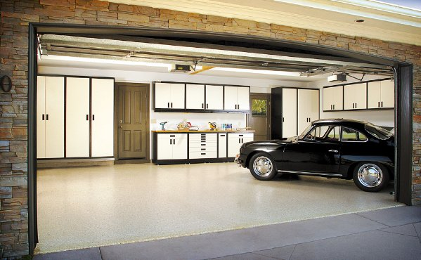 Garage modern  The Modern Garage 101 - RealtyBizNews: Real Estate News