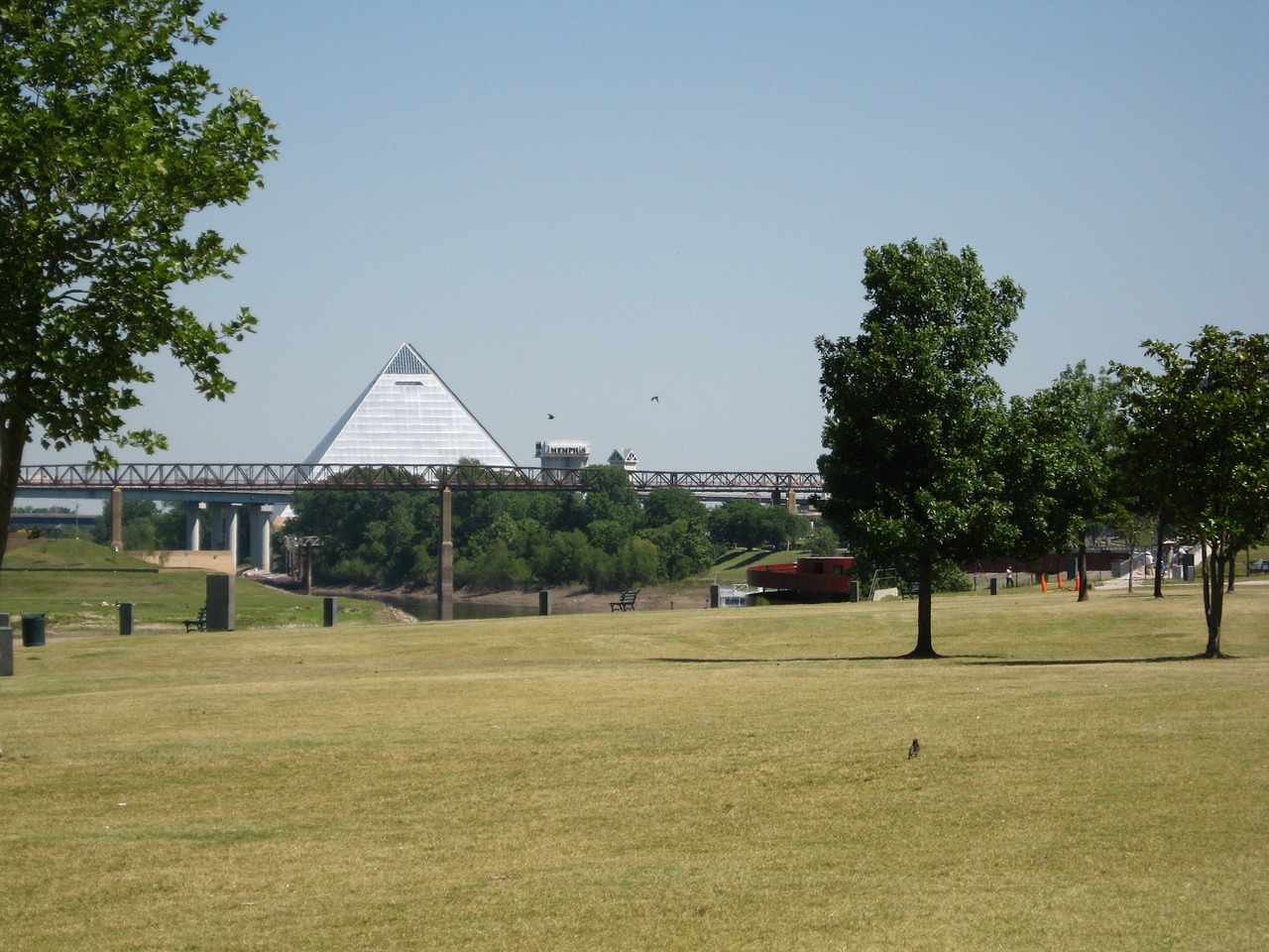 Memphis Tennesse Scenic