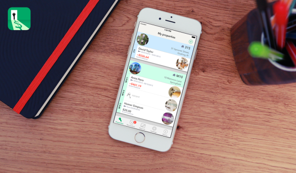 The Property app for landlords lets you manage properties on the go