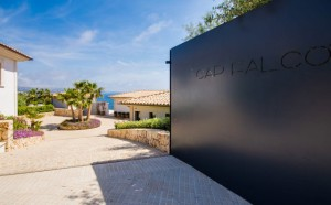 Luxurious villa at Cala Vinyes