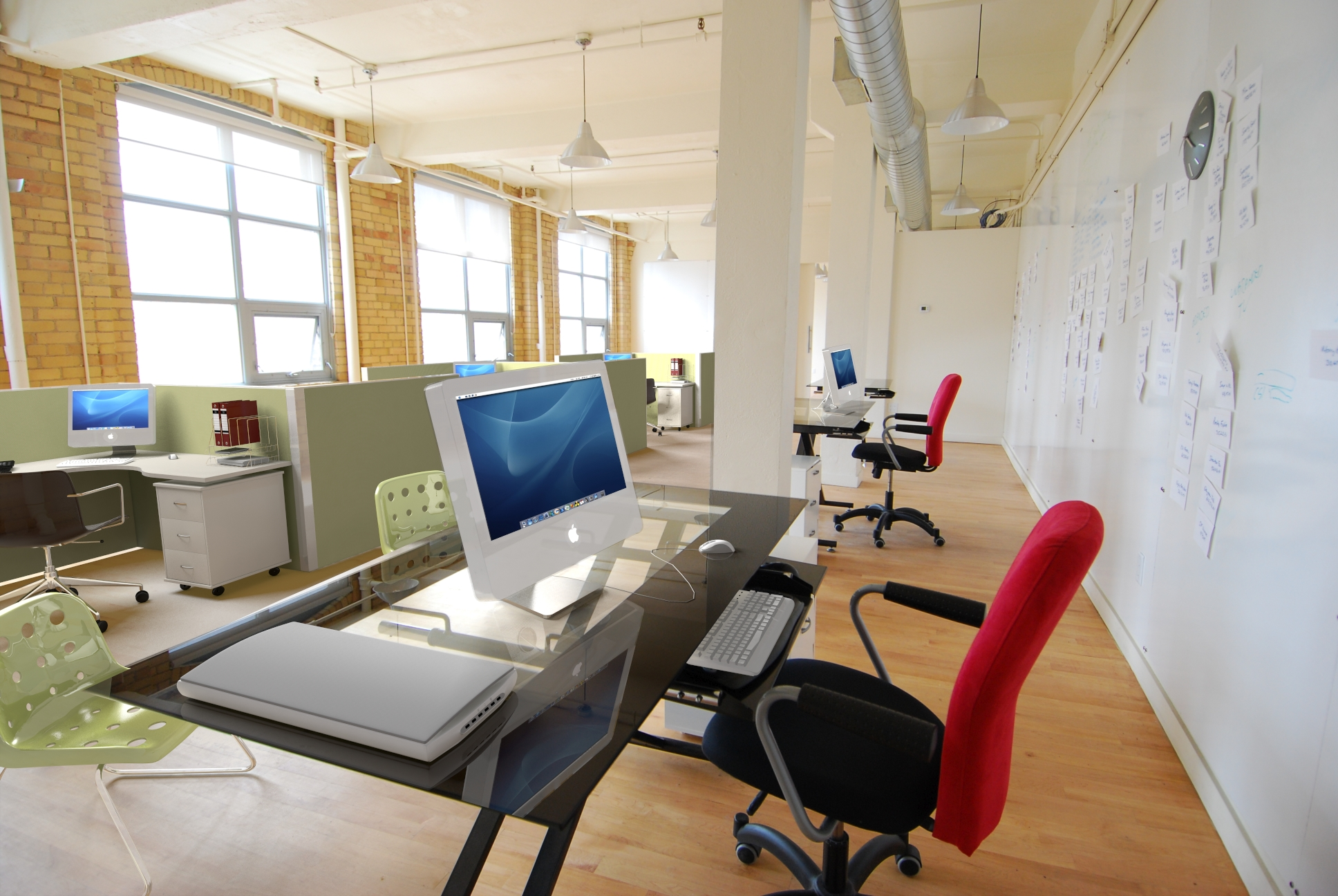 how to set up a real estate office