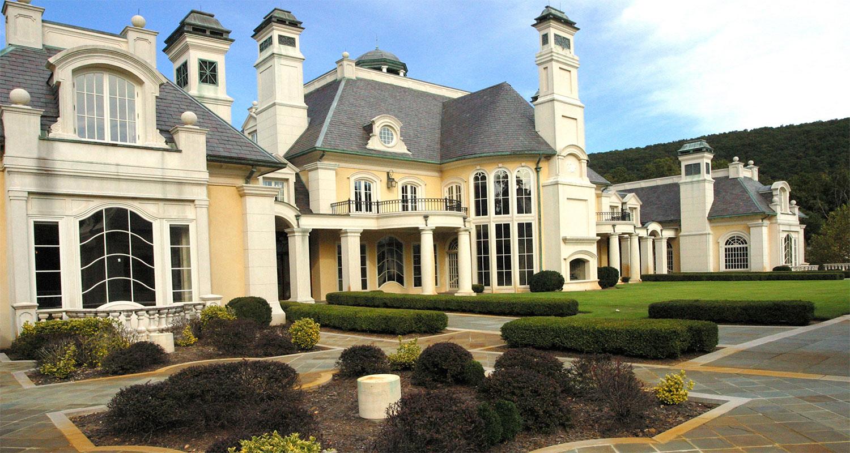 Alabama mega mansion