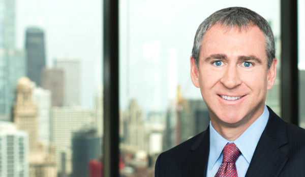 Hedge fund manager Kenneth Griffin goes on record-breaking property spending spree