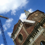 Construction of churches set to pick up pace