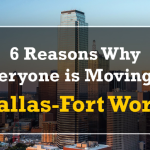 Here's why Dallas-Fort Worth is so hot right now: