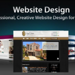 Web Design for Real Estate Agencies
