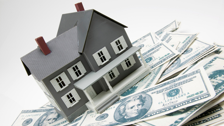 Median-Home-Price-house-on-money-stack-nki