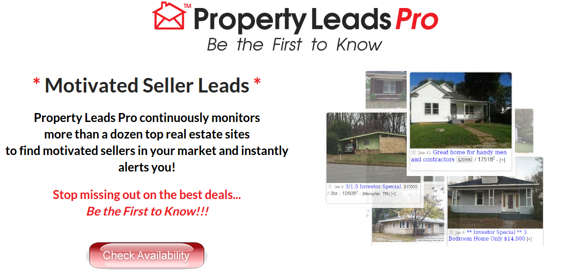 PropertyLeadsPro