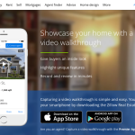 Zillow lets sellers add a 'video walkthrough' to their home listing