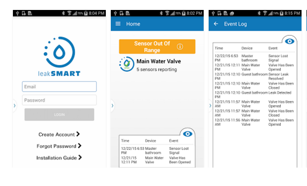 leakSMARTTM & Wink team up to help homeowners guard against