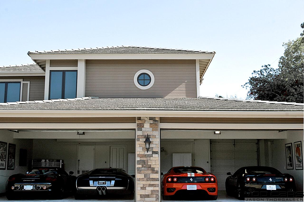 Home Garage Image