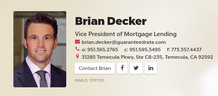 Brian Decker
