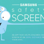 Samsung's new safety app aims to protect your eyesight