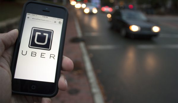 Uber in Partnership with Real Estate Developer