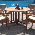 """New"" concrete and teak furniture to dominate outdoor living trends in 2016"