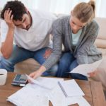 Low income earners struggling to pay off their mortgages