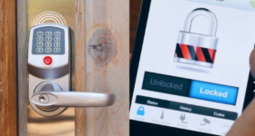 "New ""smart lock"" solution available from LockState"