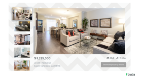 Trulia launches an app just for Apple TV