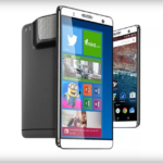 Akyumen's new Holofone Phablet doubles as a projector, dual boots Android & Windows 10