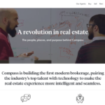 Compass lands $75m to forward its real estate revolution