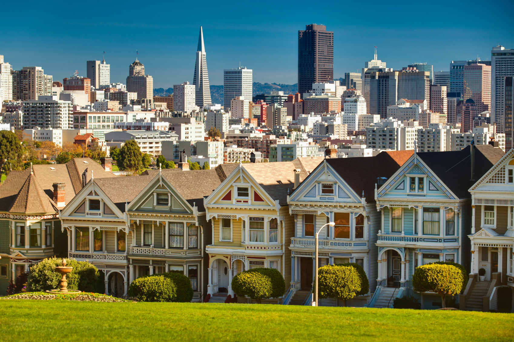 San francisco homes get the most hits from non residents for Houses in san francisco