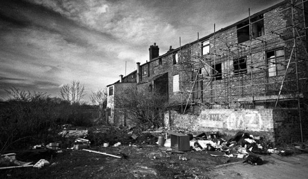 Is immigration the key to eliminating neighborhood blight?