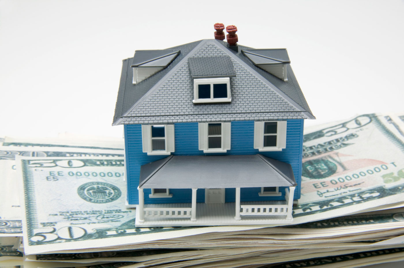 home-value-house-on-money-stack