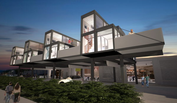 Shipping container home trend hits the U.S.