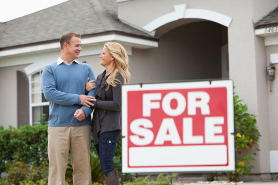 selling and buying home sales