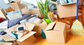 Avoiding damage to your furniture when you move house