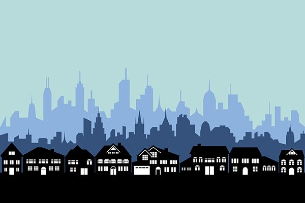 cities vs suburb For decades, most americans working in metropolitan areas have gone to work outside city centers – in suburban office parks, stores or plants, not.