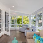 Let in the Light: How to Create a Unique and Comfy Sunroom