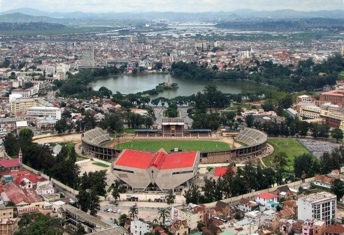 Antananarivo - Mahamasima Stadium