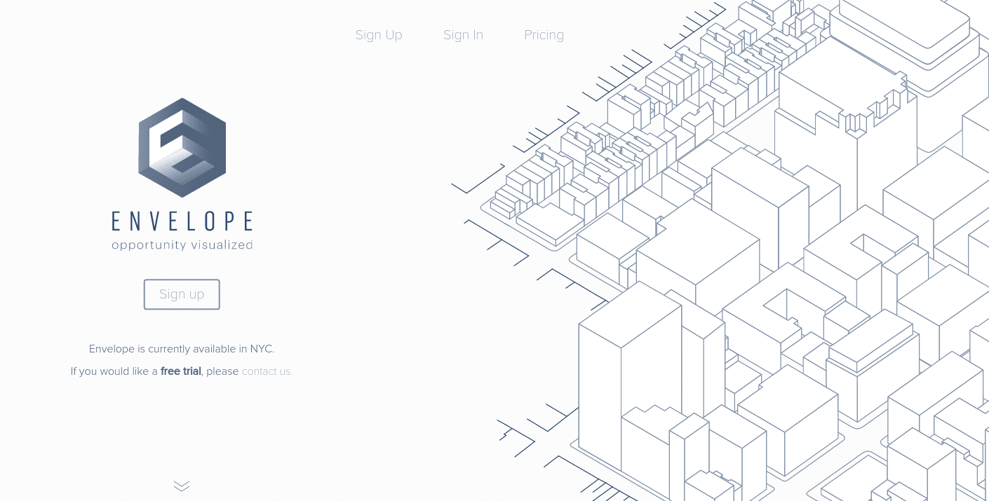 Envelope lands 2m funding to build out zoning analysis tool cretech first reported the news saying its the culmination of a busy 17 month period for envelope which spun out of shop architects back in 2015 before ccuart Gallery
