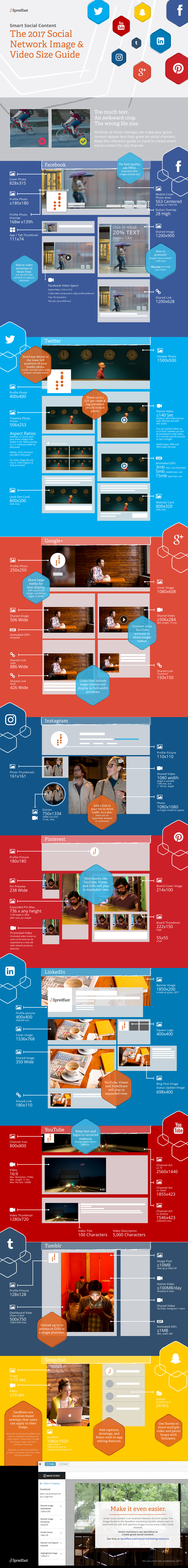 The 2017 Social Network Image & Video Size Guide